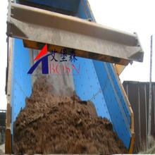 聚乙烯車廂襯板A渣土車耐磨卸土凈車廂襯板