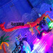 山東新穎冰雕展出租冰雪主題樂園雕刻冰雕作品租賃