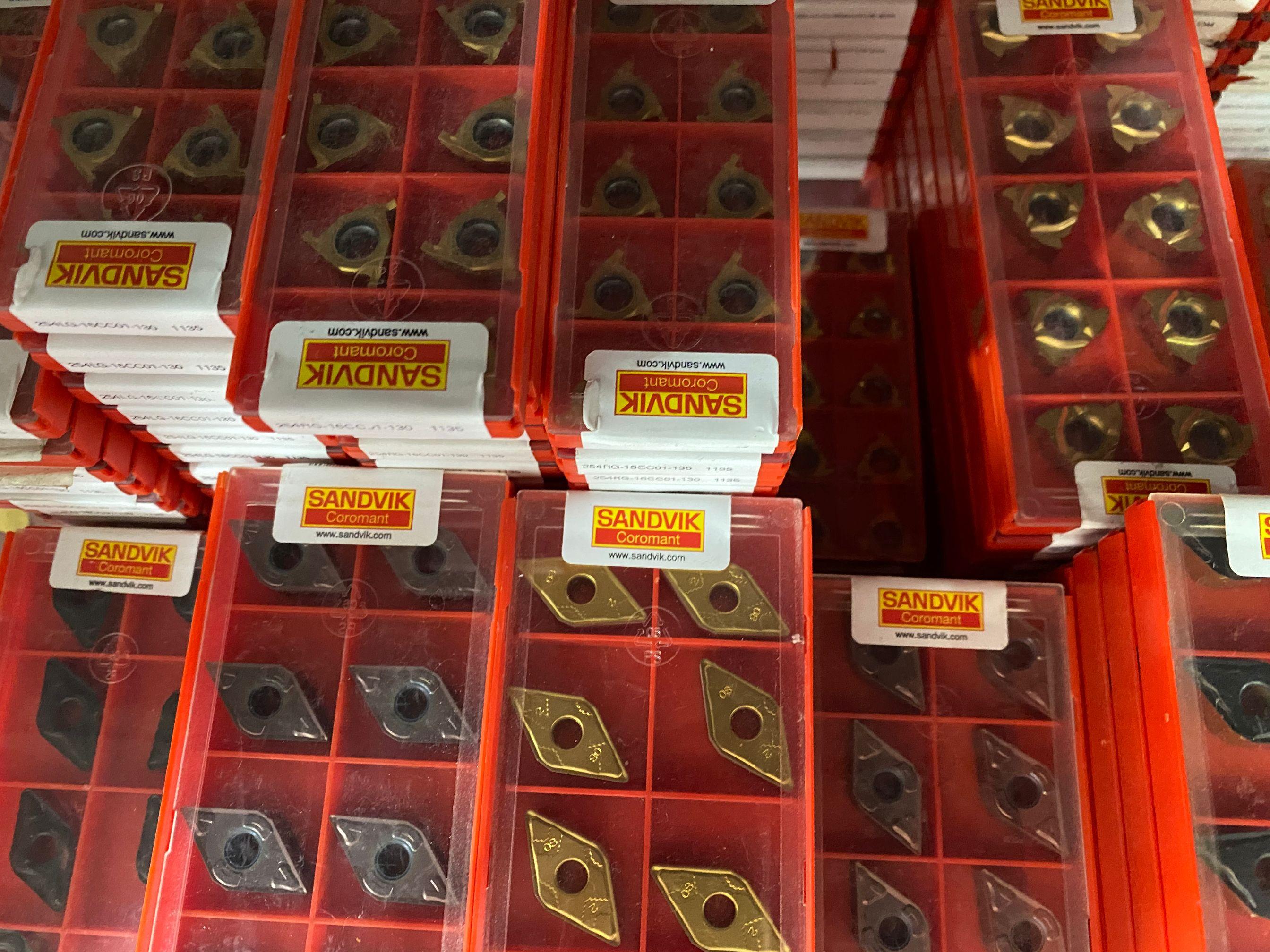 石家庄回收数控刀片数控刀具丝锥价格评估