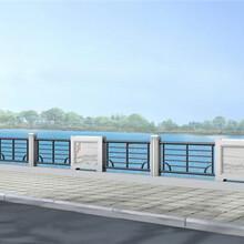 杭州桥梁防撞护栏每米价格图片