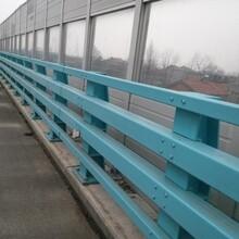 潍坊不锈钢复合管护栏灯光护栏来图定制发货图片