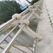 廣東廣州公路隔離欄不銹鋼復合管欄桿制造經驗