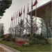 甘肅蘭州戶外旗桿304不銹鋼旗桿錐形旗桿電動旗桿廠家