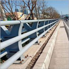 陜西咸陽燈光橋梁護欄橋梁護欄支架橋梁護欄立柱價格圖片