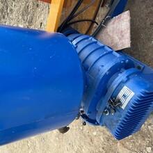 基本全新養殖增氧高壓三葉羅茨風機增氧機圖片