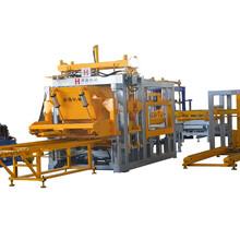 天津浩海推出日產1200平面包磚環保磚機免燒磚機設備圖片