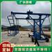 云南省桥梁防撞墙模板台车操作说明
