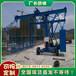 湖北省護欄施工作業車施工簡單