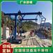 河北省移动式防撞墙台车操作规程