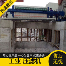 工业压滤机操作图图片