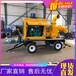 重慶防汛泵車上門調試