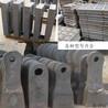 铸造耐磨鄂板高铬合金锰钢钨钛合金鄂板甩锤四方锤筛板衬板鄂板