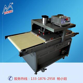 流水带热转印烫画机自动传送带烫画机全自动数码印花机图片1