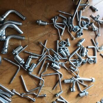 衡水合河生产12x1.5镀锌液压钢管总成高压胶管