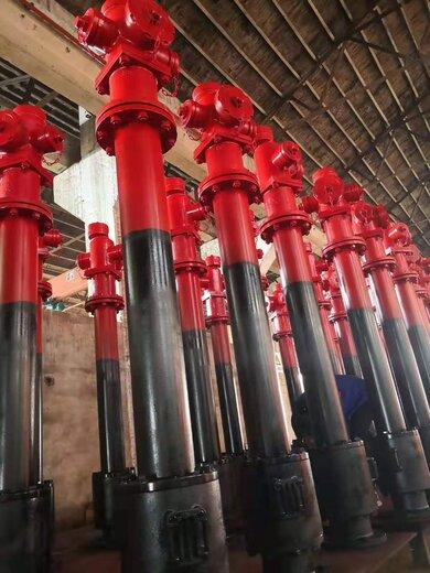 固原SSF150/65地上消火栓安裝,防撞調壓消火栓