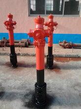 晟洋室外消火栓,內蒙古地上防撞調壓消火栓廠家報價圖片