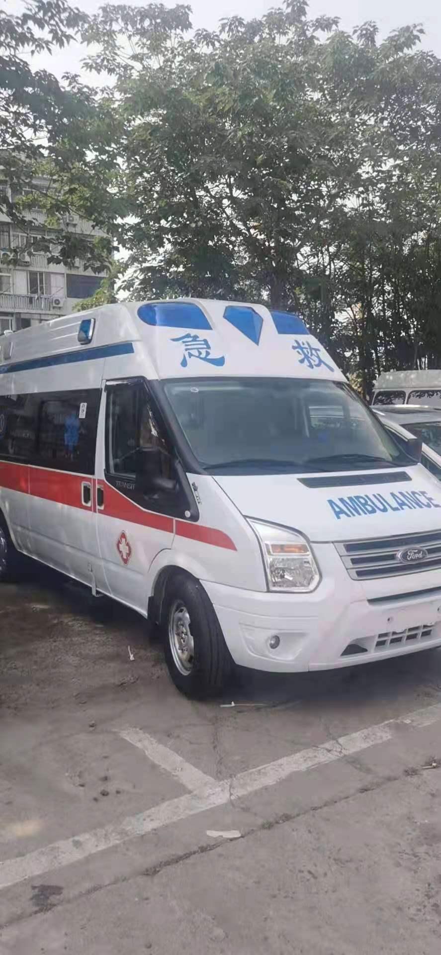 三门峡渑池120救护车出租 用心服务重症病人护送