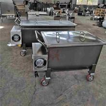 火鍋底料醬料燜制罐底料攪拌燜罐辣椒醬攪拌槽車圖片