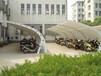 滁州膜結構自行車棚公司