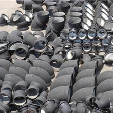 温州球墨铸铁管件价格图片