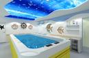 安康加盟嬰兒游泳館的前景就找魚之樂女性創業好項目圖片