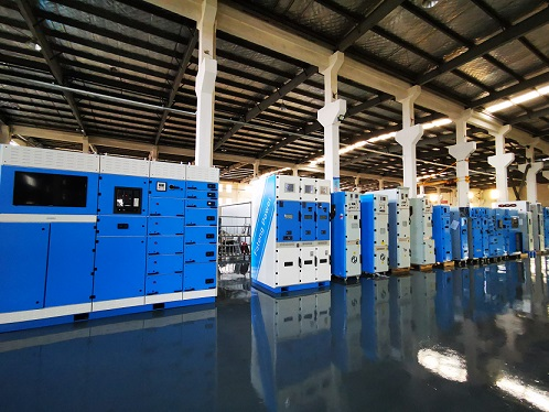 黑龍江黑河400寬中置柜KYN28A-12開關柜PV-12220KV預制艙