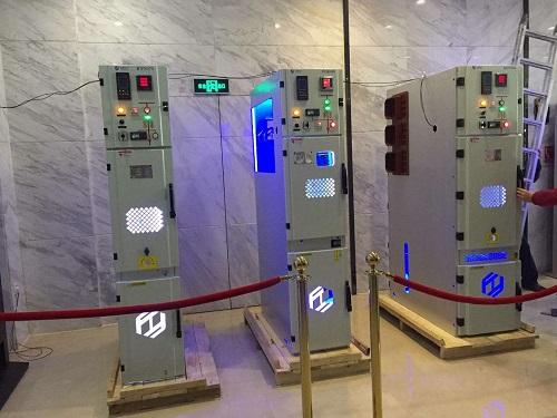 河南平頂山500寬開關柜KYN28A-12開關柜KYN88A-12變電站預制艙