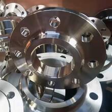 不銹鋼法蘭304316合金鋼各種材質法蘭彎頭圖片