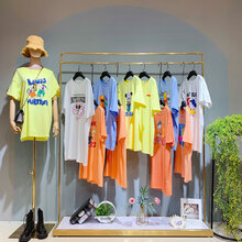 薇欧拉女装折扣品牌女装厂家加盟服装尾货零售好做吗女装批发市场进货方式图片