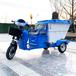 500L塑料箱體垃圾車-環衛道路垃圾收集車