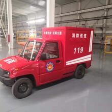 新能源消防车图片