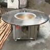 野炊用炉子