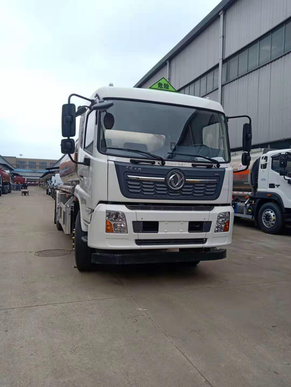 成龙威东风D9油品12吨运油车多款车型可供选择
