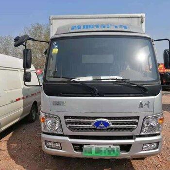 河南郑州鼎峰普朗特新能源4.2厢货四米二货车,四米二普朗特