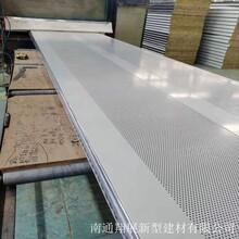 供應沖孔消音彩鋼板手工消音夾芯板機房降噪手工凈化板圖片