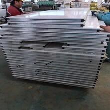 304機制不銹鋼夾芯板巖棉保溫板烘道防火板圖片