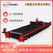 河北6000W高功率激光切割機廠家8025大幅面金屬板材激光切割機