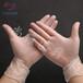 PVC手套山東廠家出口一次性手套工業級食品級