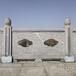 鄢陵縣芝麻灰石欄桿廠家芝麻灰石材欄桿批發