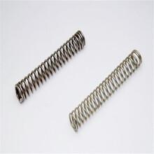 厂家加工定制圆柱不锈钢压缩弹簧,压簧,小弹簧图片