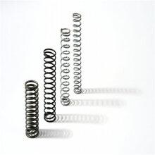 加工定制不銹鋼壓力彈簧塔形彈簧,壓縮彈簧鉑尚彈簧廠圖片
