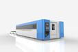激光切割機山東飛速激光大型光纖激光切割機FSH-2580-12000W