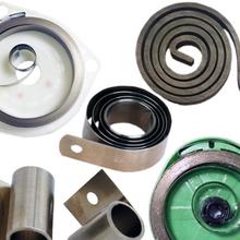 廠家各種彈簧渦卷彈簧發條彈簧平面渦卷彈簧圖片