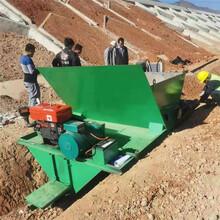 防滲渠成型機現澆成型機設備排水渠成型機圖片