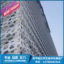 河北厂家/批发/幕墙装饰冲孔铝板/外墙装饰打孔铝单板/报价