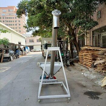 厂家直供螺旋输送机营养土输送机餐厨垃圾输送设备