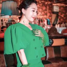 戈洛麗小洋裝定制-禮服定制-旗袍定制-女裝定制加盟圖片