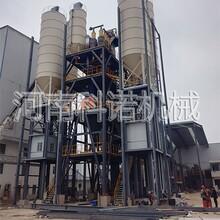 抹面砂漿生產線-年產40萬噸砂漿設備生產線案例圖片
