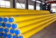 河北銷售防腐保溫鋼管廠家直銷,聚氨酯保溫管道鋼套鋼保溫鋼管