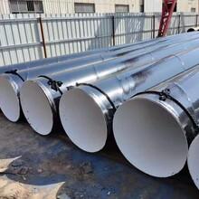 萬榮聚氨酯保溫管,懷柔制造3pe防腐鋼管經久耐用圖片